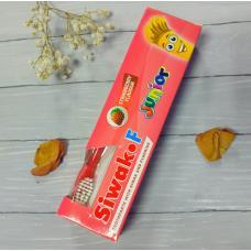 Зубная паста детская клубника 70 гр.