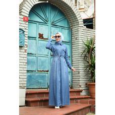 Платье на замочке